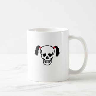 Skull With Bunches Mugs