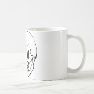 Skull with Celtic Cross Mug