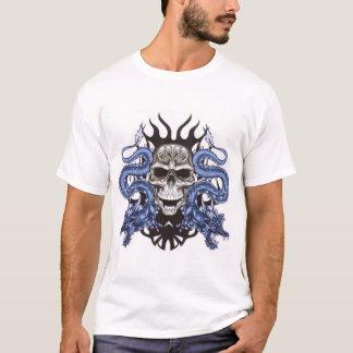 Skull with dragon T-Shirt