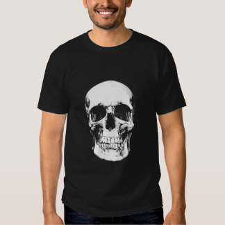 Skull With Ollie Grafix Shirt