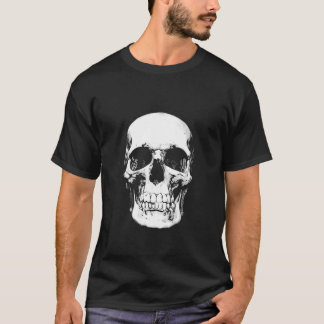 Skull With Ollie Grafix T-Shirt