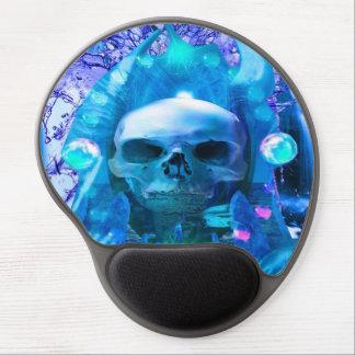 Skull Worship Gel Mouse Pad