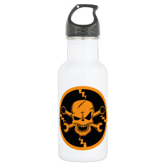 Skull & Wrenches III Stainless Steel Water Bottle