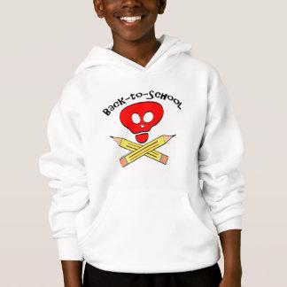 Skull xbones Back-to-School Sweatshirt