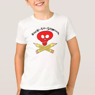 Skull xbones Back-to-School T-shirt