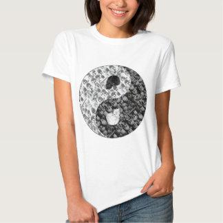 Skull Yin Yang Shirt