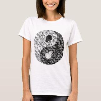Skull Yin Yang T-Shirt