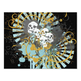 Skulladelic Card