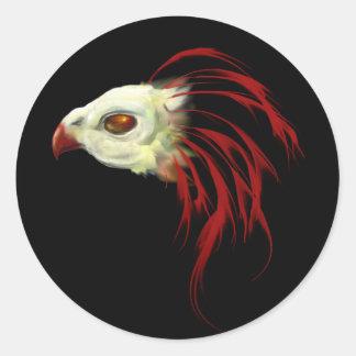 Skullbird Sticker