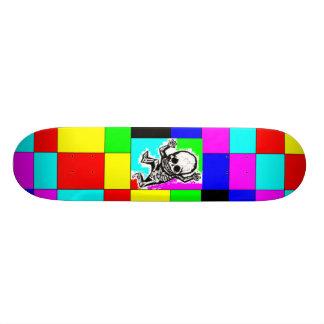 skullboard patín personalizado