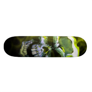 Skullboard Tabla De Patinar