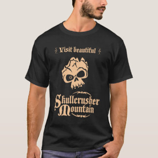 SkullCrusher Mountain T-Shirt