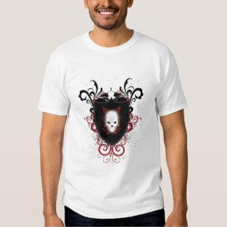Skulldesign T-shirt