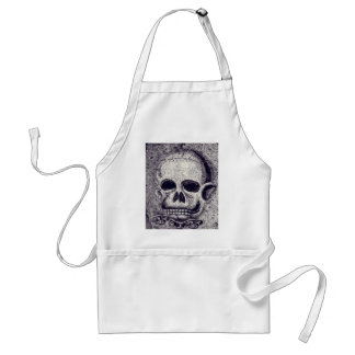 Skulldugery Adult Apron