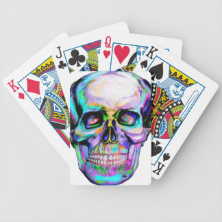Skullerful Bicycle Playing Cards