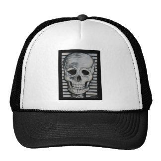 Skullface Mesh Hat