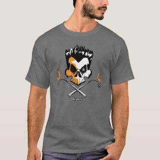 SkullFire-001 T-Shirt