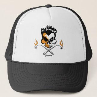 SkullFire-001 Trucker Hat