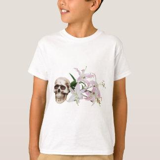 SkullFlowers051409 T-Shirt