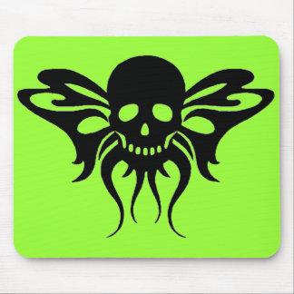 Skullfly Mousepads