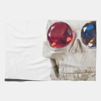 SkullGemEyes051213.png Hand Towels