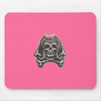skullgirl mouse pad