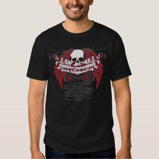 skullhawkrazor camisas