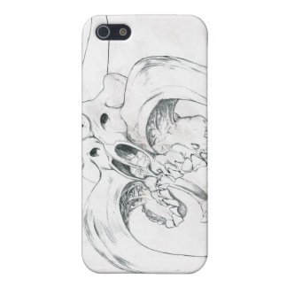 skullhead for iphone4 case for iPhone 5