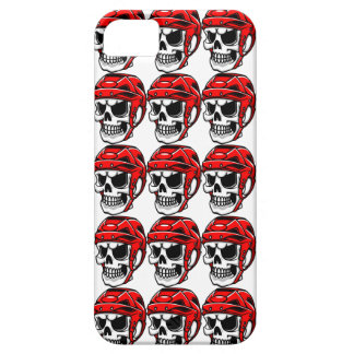 SKULLHEAD HOCKEY iPhone 5 CASES