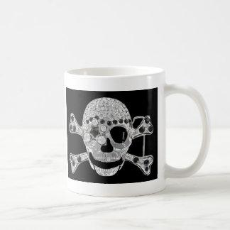skullhead coffee mug