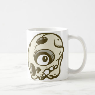 skullie mug