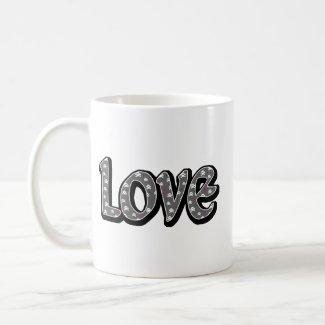 Skullies Love mug