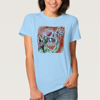 Skulliosis T Shirt