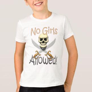 skullknife.nogirls T-Shirt