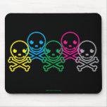 SkullKrush™ 30s O Lim Pix Mousepad
