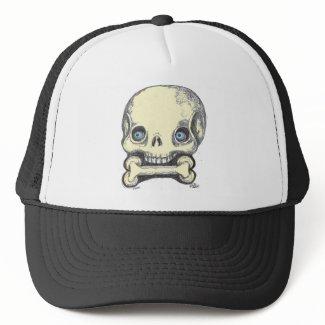 SKULLnBONE hat