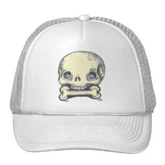SKULLnBONE Trucker Hat