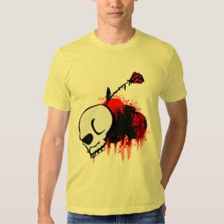 Skullrose Camisas
