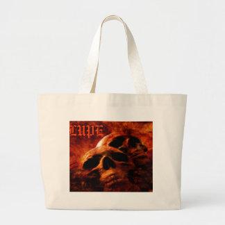 skulls-2, LUPE Bolsas De Mano
