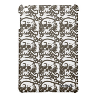 skulls and bones iPad mini covers