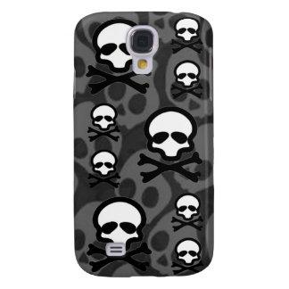 Skulls and Bones - Samsung Galaxy S4 Case