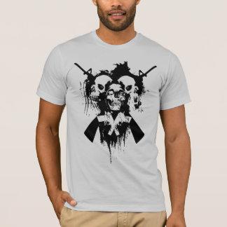 Skulls and Guns T-Shirt