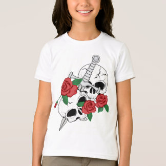Skulls and Roses T-Shirt
