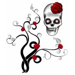 Skulls And Roses shirt