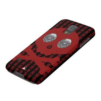 Skulls and Stripes Diamond Eyes Galaxy S5 Case