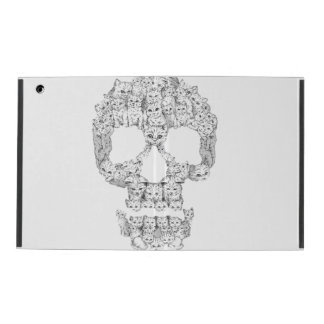 Skulls are for Pussies - Random iPad Case