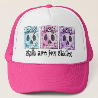 Skulls are for Sissies Trucker Hat