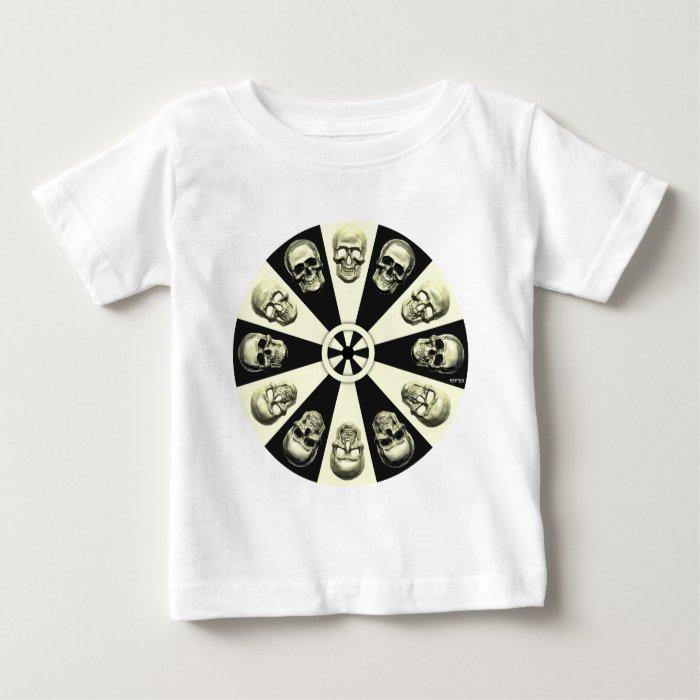 Skulls Baby T-Shirt