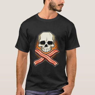 Skulls&Bacon Logo T-Shirt