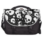 Skulls Bag For Laptop